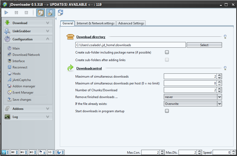 FreeRapid Downloader - The Portable Freeware Collection Forums